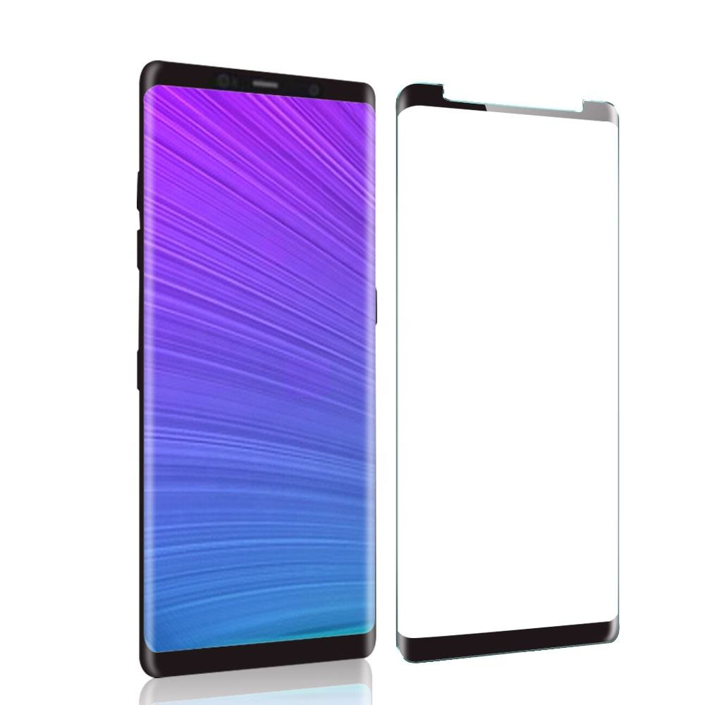 Chinese Manufacturers 3D Cell Phone Anti Blue Light Screen Protector, Factory Supply 9H Screen Guard For Cell Phone Use Note 8<