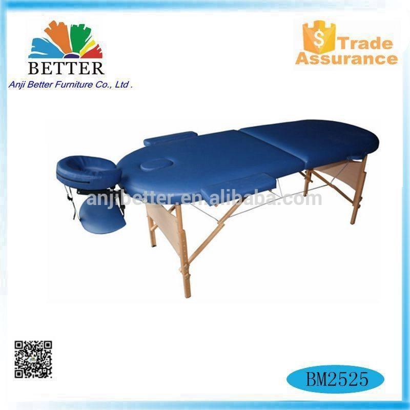 Iyi masaj mobilya vücut bakım yatak, Kayropraktik yatak, masaj masası