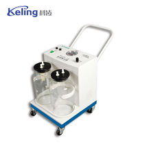 New style ABS medical enclosure suction machine