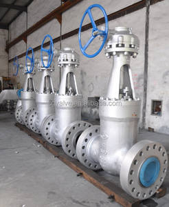 High Pressure Flanged type gate valve