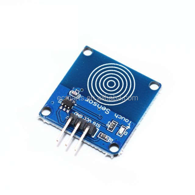Digital Sensor TTP223B TTP223 Module Capacitive Touch Switch module