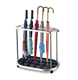 Umbrella Stand Holder Umbrella Storage Rack 21 Holes Barrel Home Office Use Conrner Storage Display Unit
