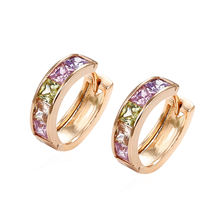 18k gold ladies earring designs pictures, earring jewelry for sale