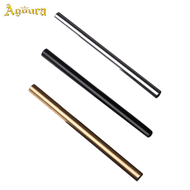 Premium vintage brass all-black signature pen
