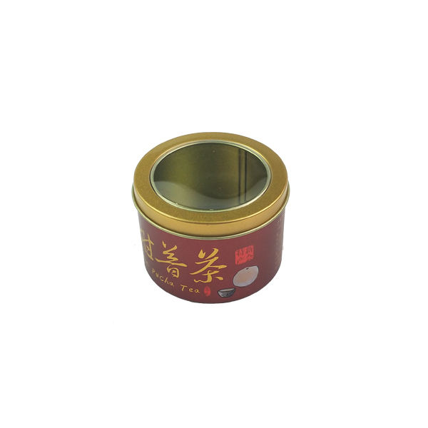 For Tea Tin With Lid Chinese Best Price Customized Small Tea Tins With Lid In Professional Tin Box Factory