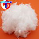 pet bottles recycle polyester staple fiber raw white 1.2Dx38mm GRS polyester staple fiber price