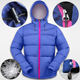 China manufacturers outdoor waterproof hooded comfy packable heated winter lightweight down feather mens duck down jacket