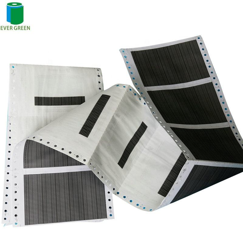 Hot sale customized Computer copy sheet Carbon free carbon paper