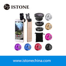 Factory Supplier optical mobile phone lens for all phones fisheye with bottom price