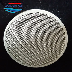hot sell cordierite infrared honeycomb ceramic plate for gas burner parts