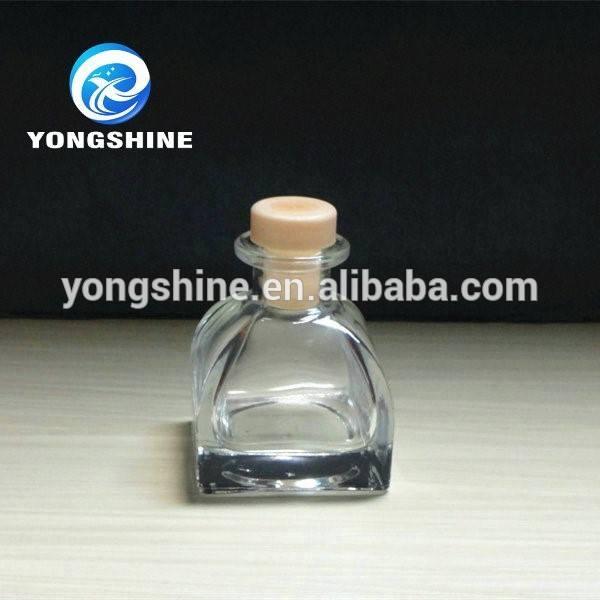 50ml yurta forma bottiglia diffusore a lamella, diffusore aroma bottiglia <span class=keywords><strong>di</strong></span> vetro con tappo in <span class=keywords><strong>sughero</strong></span>