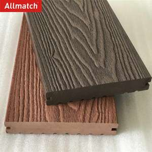 Allmatch Waterdichte Solid Wpc Decking Outdoor hout Composiet Terrasplanken board