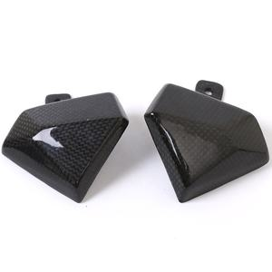 Motorcycle Accessories Carbon Fiber Side Guard Cover Protection for Kawasaki Z800