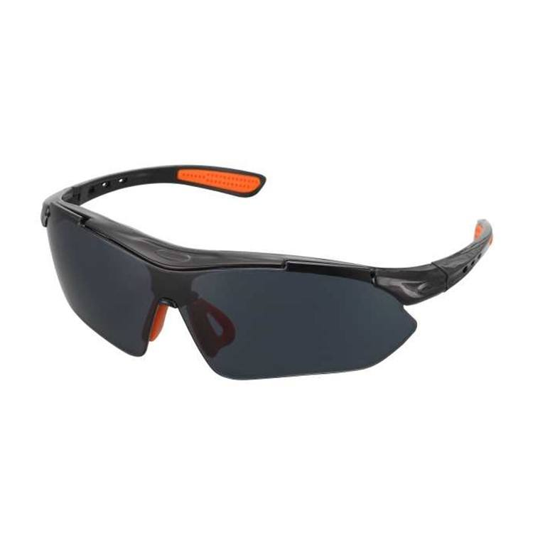 Hot sale free sample pc lens anti-scratch safety glasses with high quality