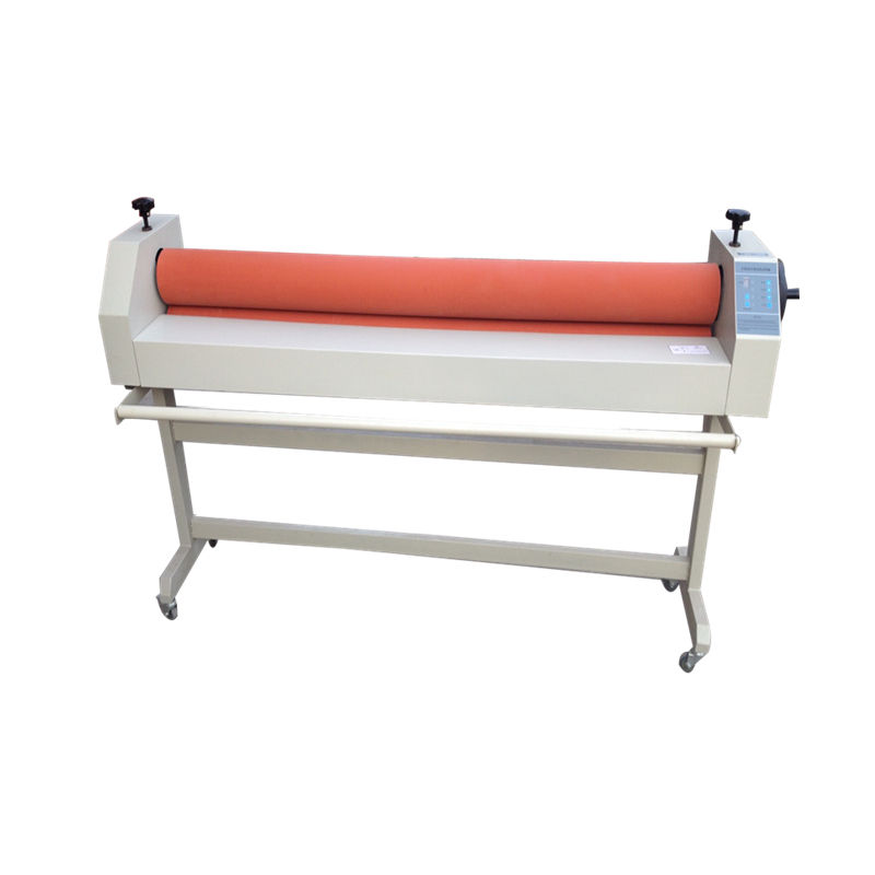 D/TS650 Small electric cold roll laminator to laminating machine for A2 size