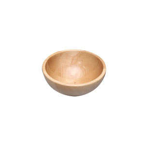 Wholesale cheap carved wooden salad bowls for use