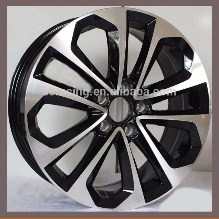 17 and 18 inch replica aluminum alloy wheels for accord