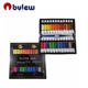 amazon hot 24colors and 3 free paint brush artist acrylic paint set
