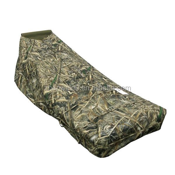 Waterfowl Boat Blind, Camouflage Camping tent, Birdwating Blind