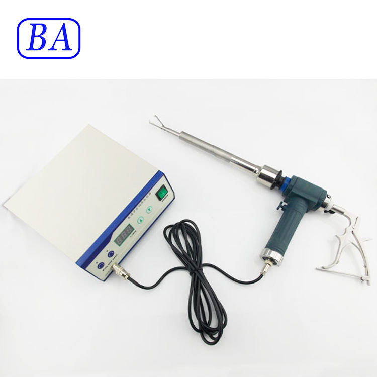 Morcellator, good quality laparoscopy instruments electric uterus cutter/Surgical electric gynecology morcellator