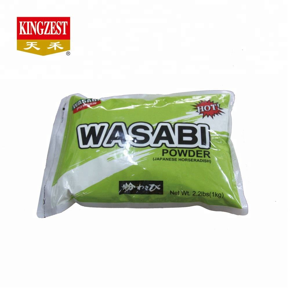 Big discount fresh plant root kosher wasabi powder