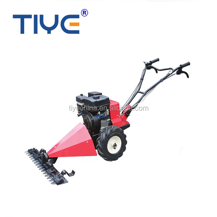 Sickle Bar Gasoline Scythe Mower With CE Approval