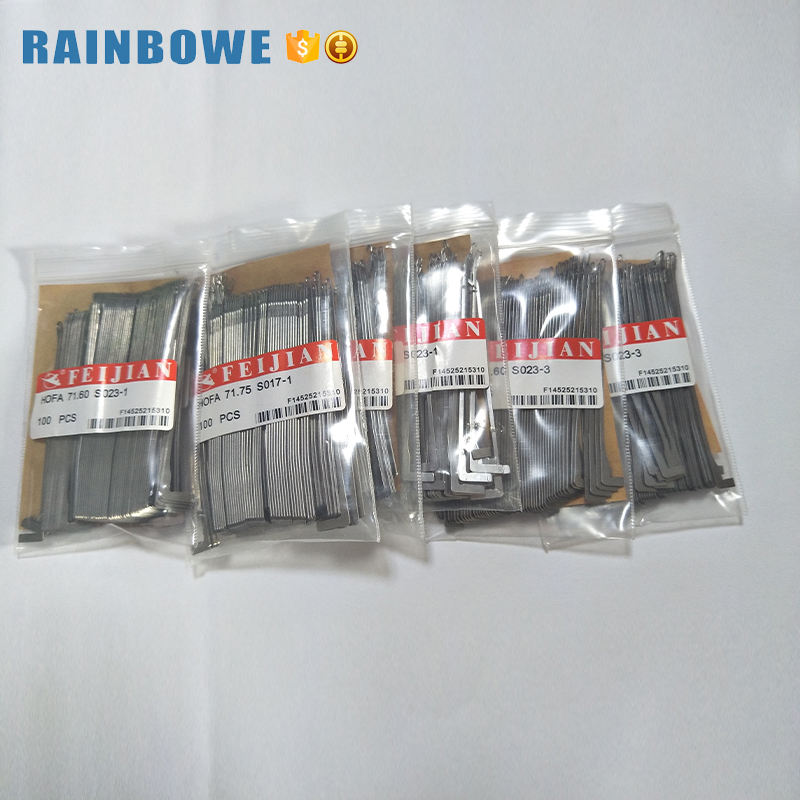 all sizes of spare parts for sock machine Feijian hosiery needles