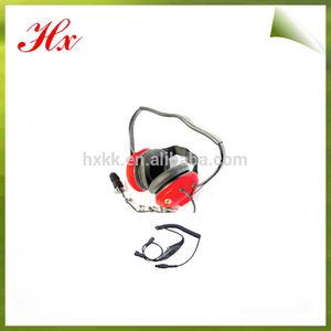Noise cancelling casque d'avion bouchon d'oreille talkie walkie for gp338 tk-3207 mtp850