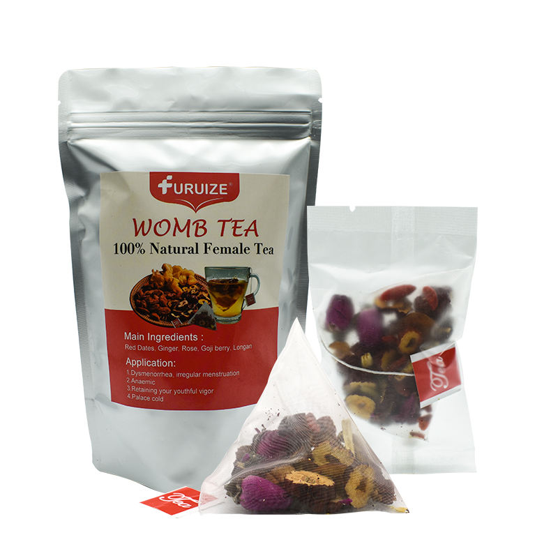Women's Healthcare Drinking Womb Cleansing Tea, Womb Detox Tea