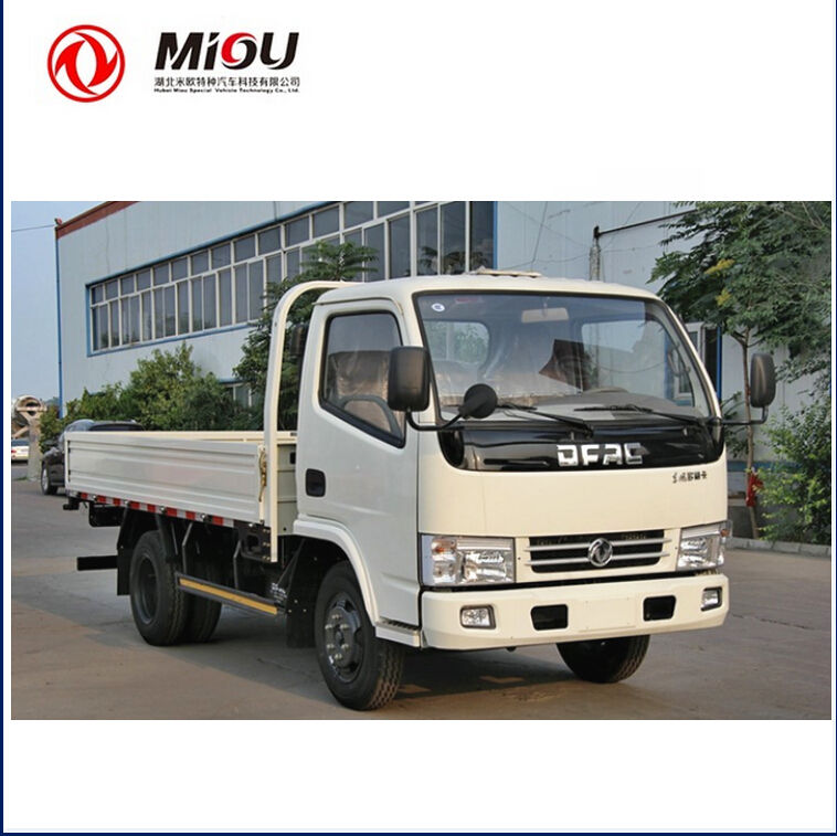dongfeng mini cargo van 68hp right hand drive cargo van for sale