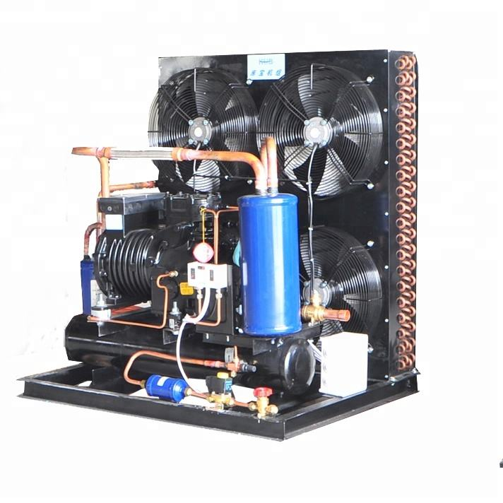 BFCA -1500 15HP BFS151 R22 R404A Cold storage Cold room coldroom Air Cooled Semi-hermetic compressor Condensing Unit