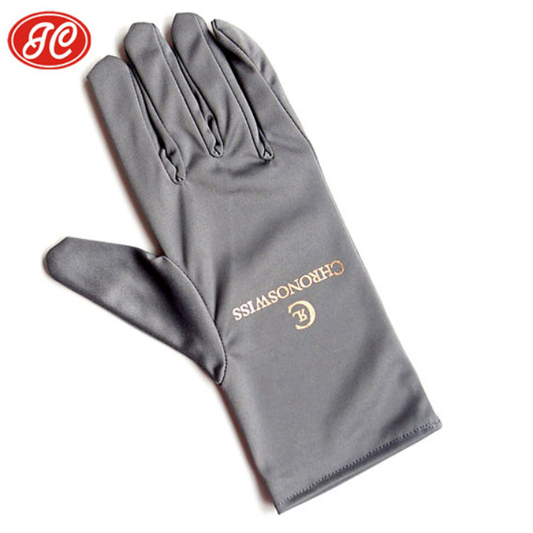 Wholesale Durable And Eco-Friendly Microfiber Glove For Cleaning Jewelry/Watch