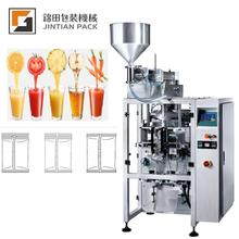 JT-420L  liquid bag packing machine soymilk/egg milk price