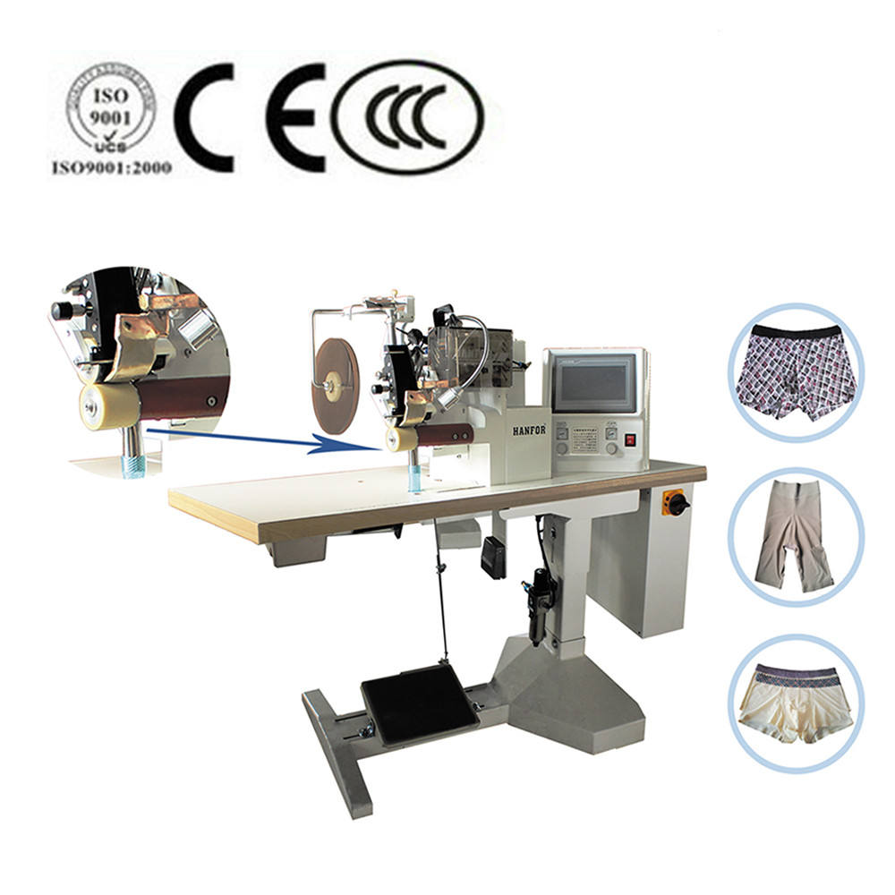 HF-701A Men Underwear Seamless Garment Manufacturing Machine