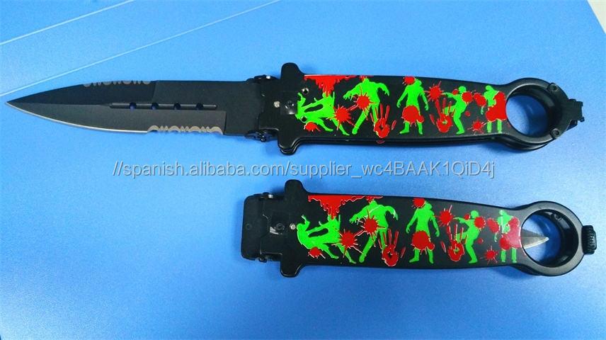 Yangjiang cuchillos de sierra herramientas de mano de embalaje plegable
