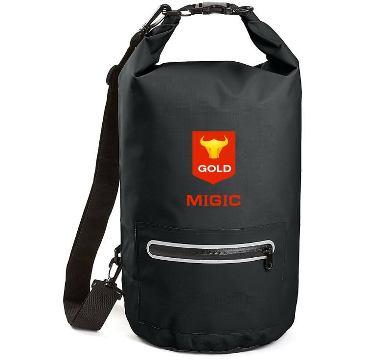 FREE SAMPLE New Design Camping Custom Logo Waterproof PVC Dry Bag