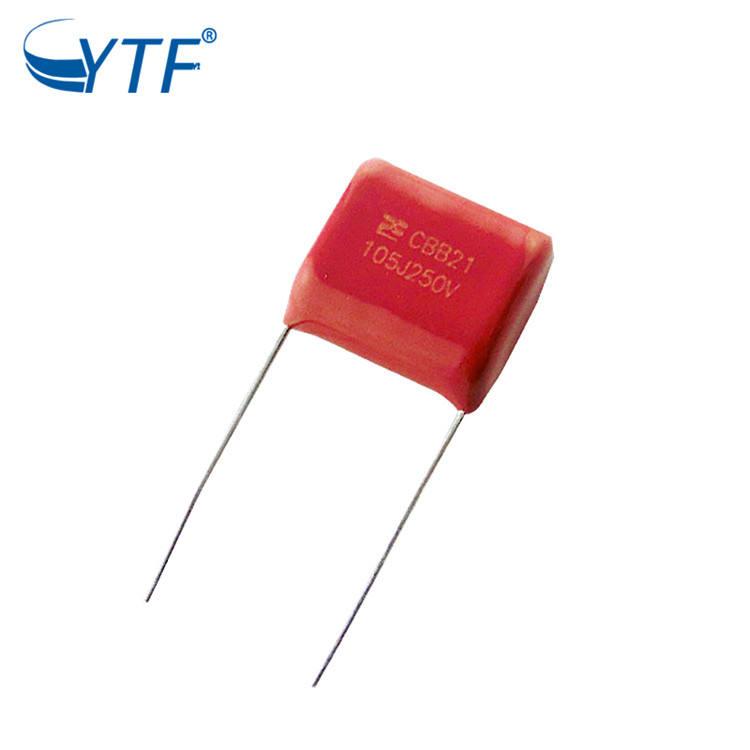 CBB Polypropylene film capacitor 250V 104J 224K 474K 105J 155J 225K 475J etc.