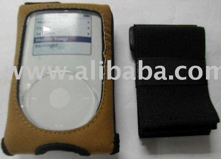 MP3 Case For Apple 5th Generation 30gb & Ipod Classic 80gb