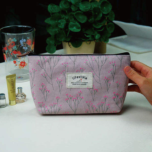 LANGUO fashion design custom cosmetic pouch,cosmetic pouch,cosmetic box