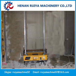 Good Quality automatic wall cement plastering machine