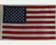 high quality 3x5ft 210D nylon embroidered stars american flag