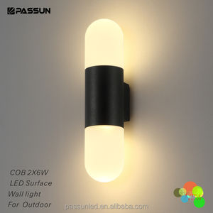 LED compound wandlampen fancy wandlampen IP65 indoor outdoor led wandlamp