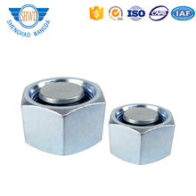 Competitive price Carbon Steel Metric Male Hexagon Hydraulic Pipe Plug