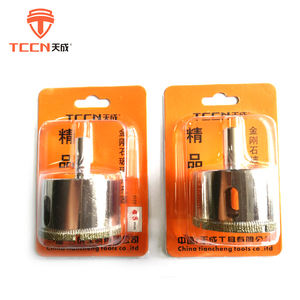 TCCN 2018 New Diamond Hole Saw Core Dril Bit For Marble Glass Granite Drilling