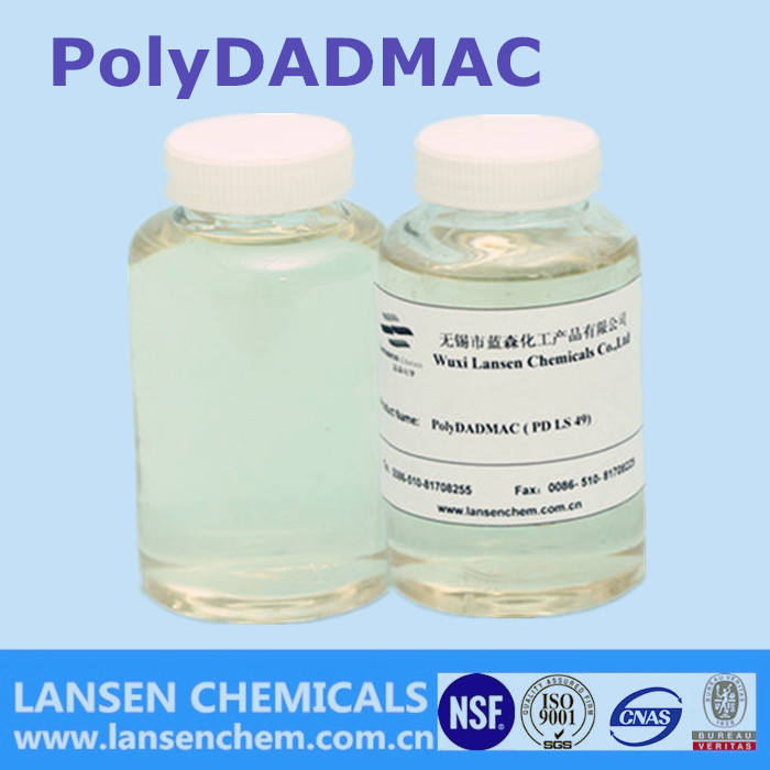 PolyDADMAC Resins Fixing Agent for Paper Making Textile Printing number