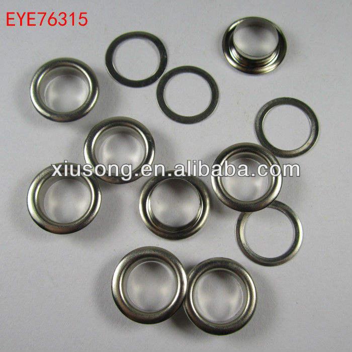 Eye76315 encargo ojal <span class=keywords><strong>de</strong></span> metal para zapatos