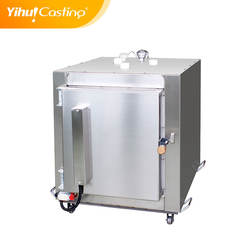 Yihui brand Burnout oven for investment powder burning