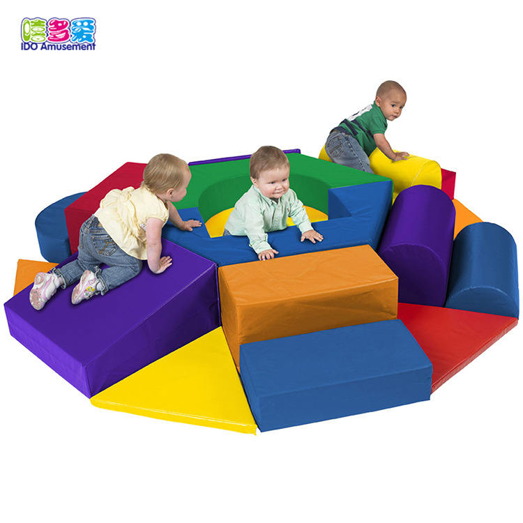 Ido Amusement Toddler Soft Play Equipment Area