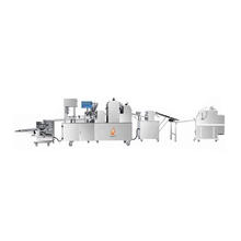 Commercial automatic filled Jelly doughnut making machine for factory price
