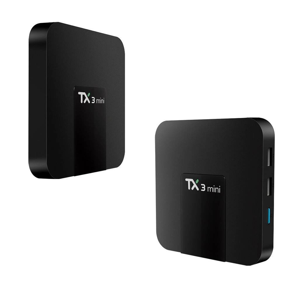Best selling Original Tanix tx3 mini S905W 4K 2GB Ram 16GB ROM BT 4.0 Android 8.1 Tv Box Tx3 Mini